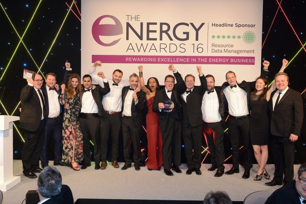 Beond Group Win Energy Broker of the Year 2016