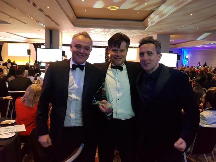 West London Business Award Win